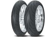 Avon 3D Ultra Evo 120/70 ZR17 (58W) & 180/55 ZR17 (73W)