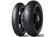 Dunlop Sportmax Qualifier II 120/70 ZR17 (58W) & 180/55 ZR17 (73W)