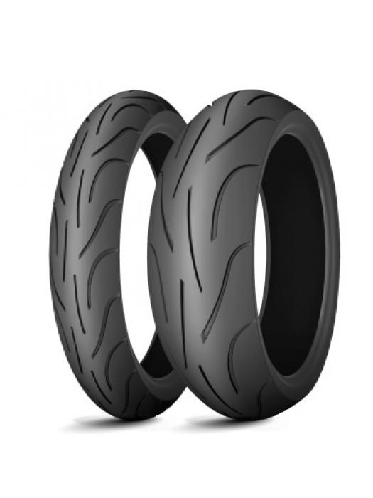 Michelin Pilot Power 2CT 120/70 ZR17 (58W) & 190/50 ZR17 (73W)