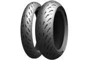 Michelin Power 5 120/70 ZR17 (58W) & 180/55 ZR17 (73W)