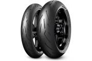 Pirelli Diablo Rosso Corsa 2 120/70 ZR17 (58W) & 180/55 ZR17 (73W)