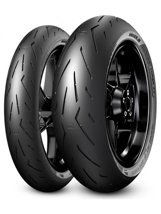 Pirelli Diablo Rosso Corsa 2 120/70 ZR17 (58W) & 190/55 ZR17 (75W)