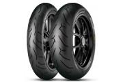 Pirelli Diablo Rosso 2 120/70 ZR17 (58W) & 180/55 ZR17 (73W)