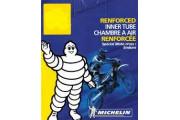 Michelin 18MGR Reinforced Inner Tube 120/90, 140/80, 400/460  -18